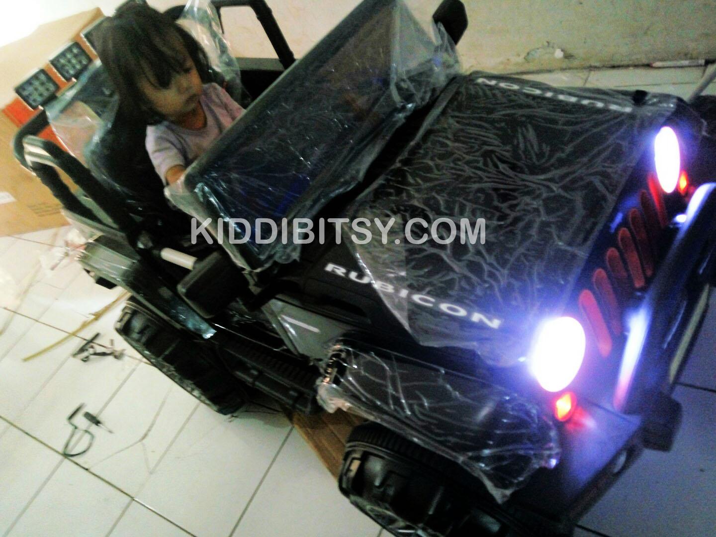 Mobil Aki JUNIOR Jeep Rubicon ME-905