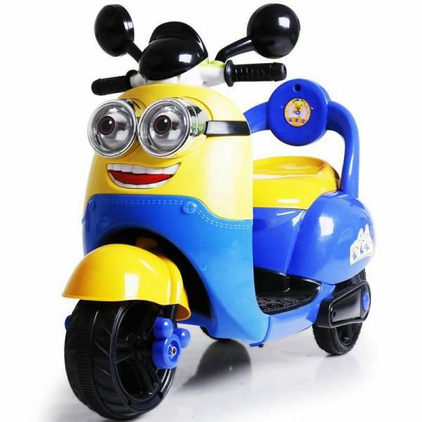 Cara merakit motor aki scooter Minion