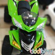 motor-aki-atv-ban-karet-hijau-depan