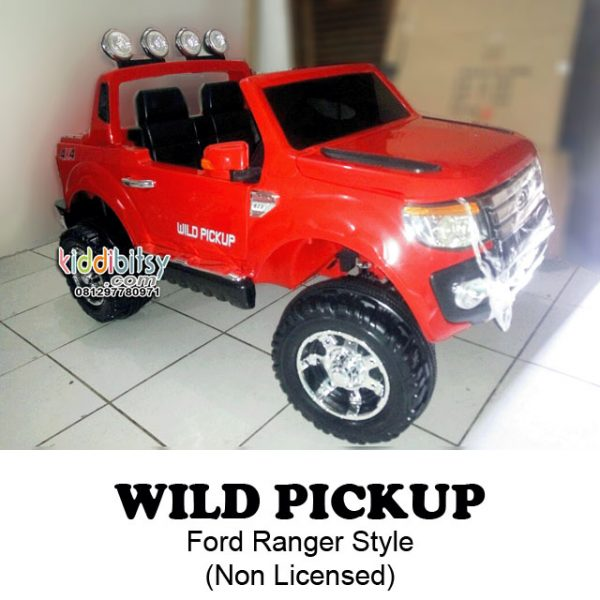 Ford Ranger Style Wild Pickup