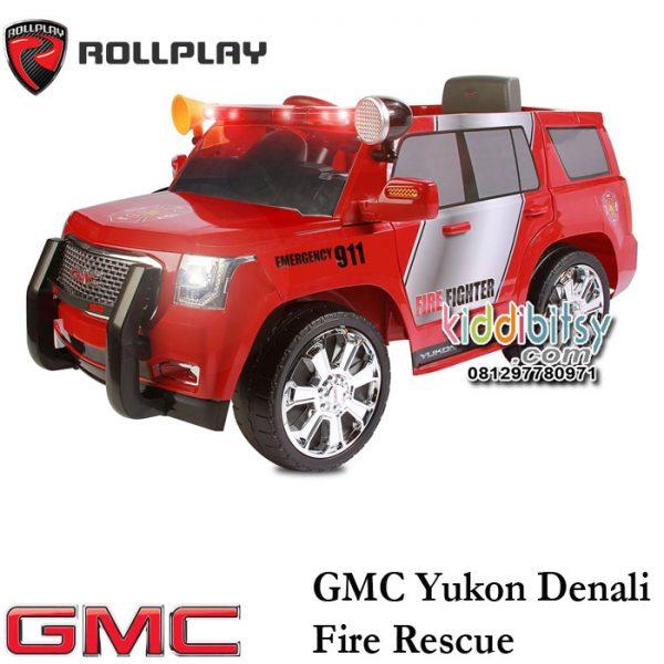 GMC Fire Rescue Mobil Aki Pemadam Kebakaran