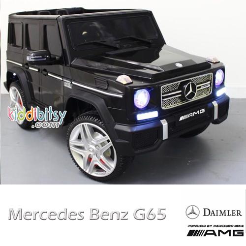 AMG Mercedes Benz G65 Lisensi