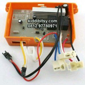 Modul Relay dan Remote 2,4GHz Mainan Mobil Aki