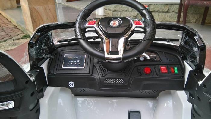Cara kalibrasi electronic power steering pada mobil aki mainan