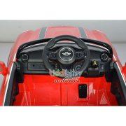 Mini cooper cabrio red-1