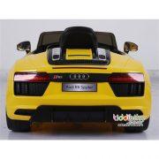 audi-r8-spyder-mobil-aki-mainan-yellow-back-1
