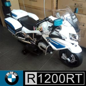Motor Aki BMW POLICE 1200-RT
