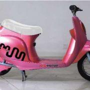 vespa-listrik-pink