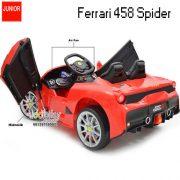 Ferrari-458-Spider Mainan-5