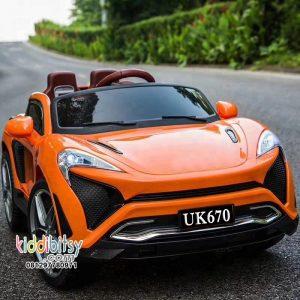 Mclaren SUV Style UK670