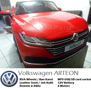 VW Arteon Review