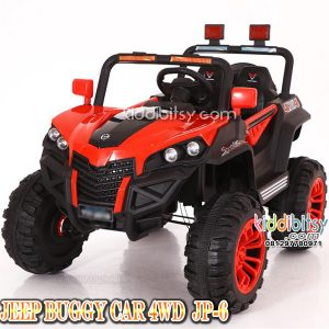 Jeep Buggy Car 4WD JP-6 Mainan Mobil Aki