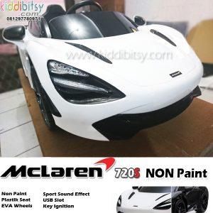 McLaren 720S NON Paint