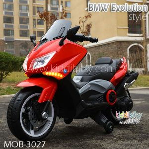 Motor Aki Anak BMW Evolution