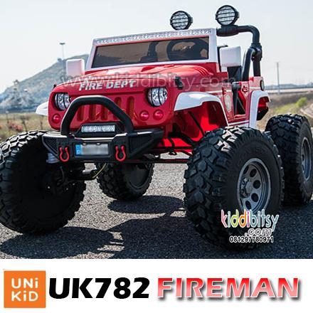 Jeep UK782 FIREMAN