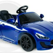 Gran cabrio ride on car maserati