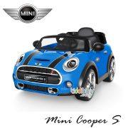 Mini Cooper Lisensi-blue