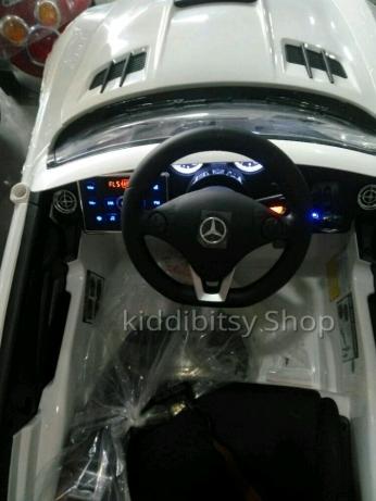 Jual Mercedes Benz Sls Amg Lisensi Mainan Mobil Aki