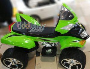 Motor Aki anak ATV Ban Karet