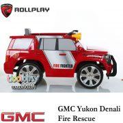 GMC Yukon Denali Pemadam kebakaran-2
