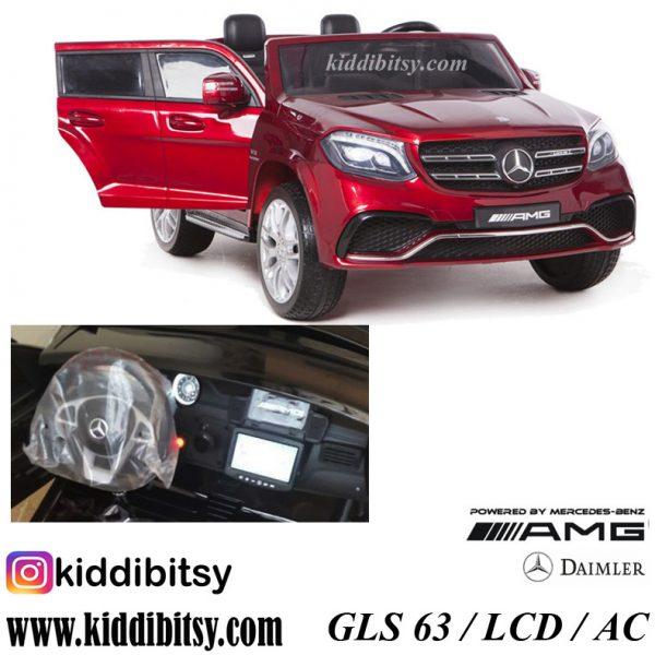 Mercedes Benz GLS63 Luxury dengan LCD