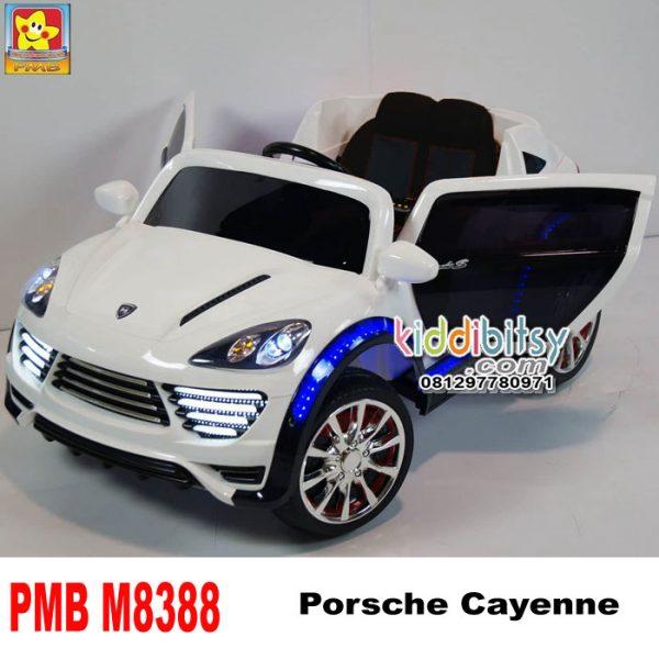 PMB Porsche Cayenne Style M8388 Mainan Mobil Aki