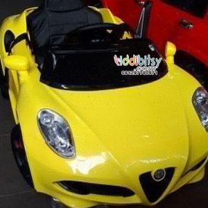 Alfa Romeo Licensed Mainan Mobil Aki Anak