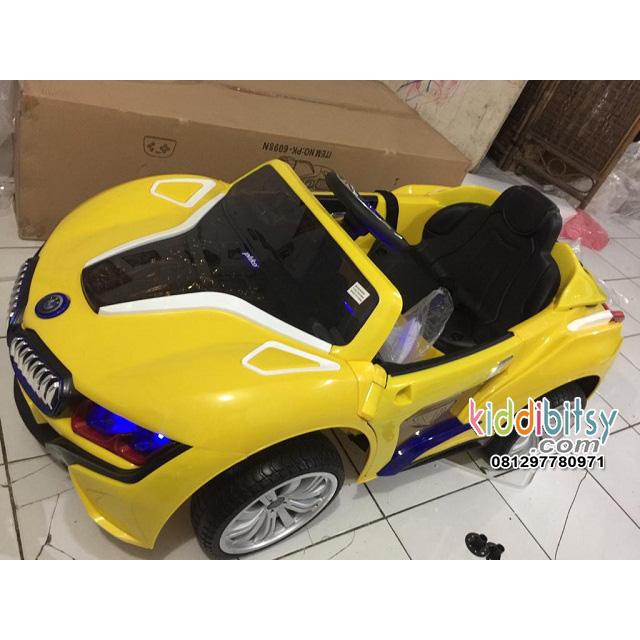 Jual Bmw I8 Style Ban Karet Pliko Pk6098n Mainan Mobil Aki
