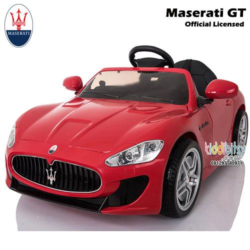 MASERATI GT Licensed Ban Karet