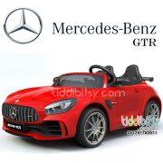 Mercedes-benz-gtr-licensed-2-kursi-red