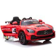 Mercedes Benz GT4 - merah -5