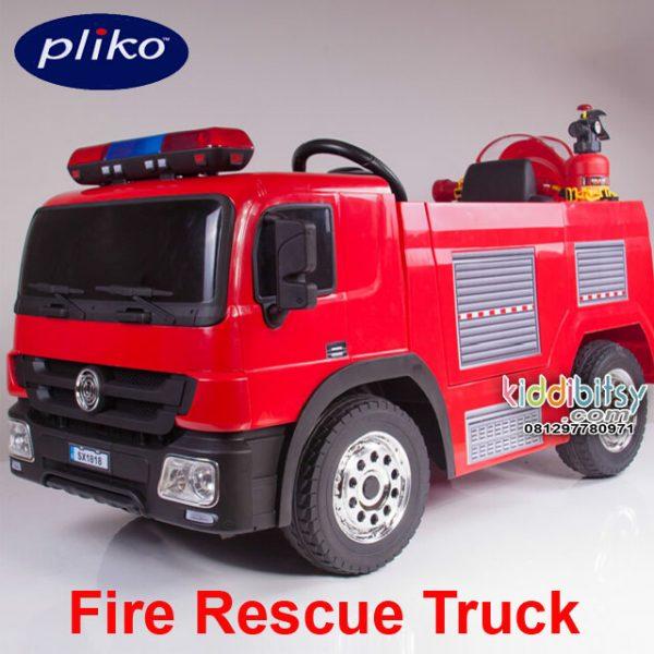 Mobil aki Pemadam Kebakaran Pliko