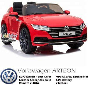 VW Arteon Lisensi