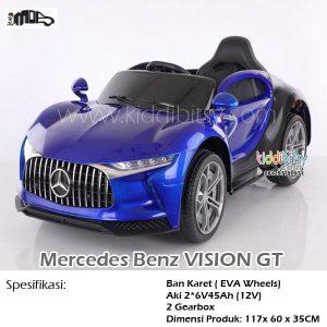 Mercedes Benz VISION GT Mobil Aki