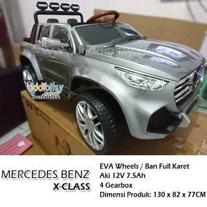 Mercedes Benz X-Class 4WD MOB-2017