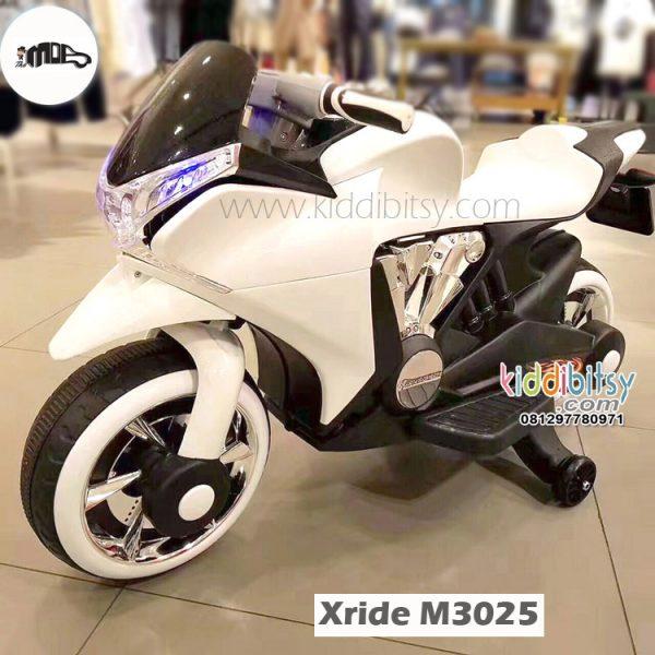 Xride M3025 Motor Aki Anak