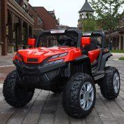 Future SUV-Red