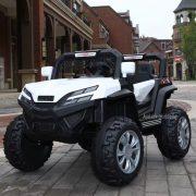 Future SUV-white