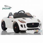 Jaguar-F-mobil-aki-mainan-putih-2